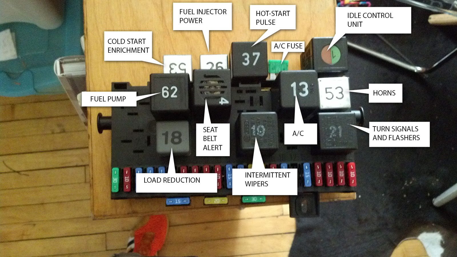 1985 porsche 944 fuse box 1985 wiring diagrams